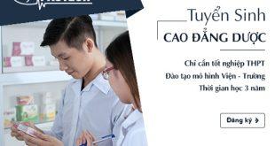 Địa chỉ đăng kí học Cao đẳng Dược sĩ chất lượng tạị TP.HCM