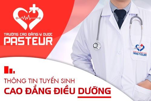 Thông báo tuyển sinh Cao đẳng Điều dưỡng TPHCM năm 2019