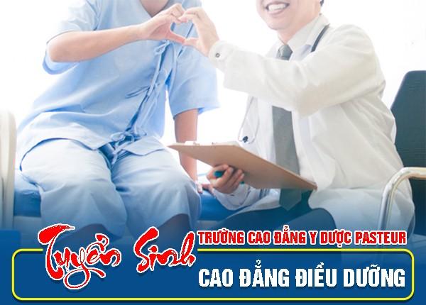 Cao đẳng Điều dưỡng TPHCM
