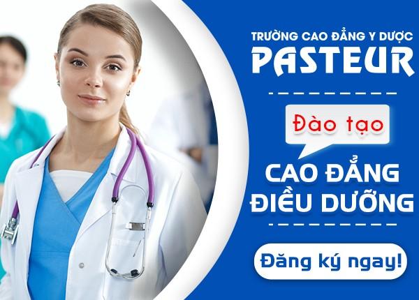 Đào tạo Cao đẳng Điều dưỡng TPHCM năm 2021