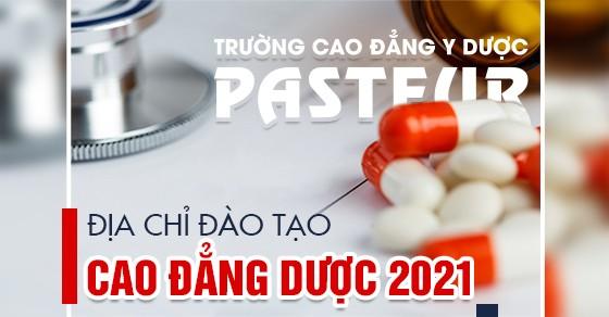 Tuyển sinh Cao đẳng Dược TPHCM năm 2021 với điều kiện đơn giản
